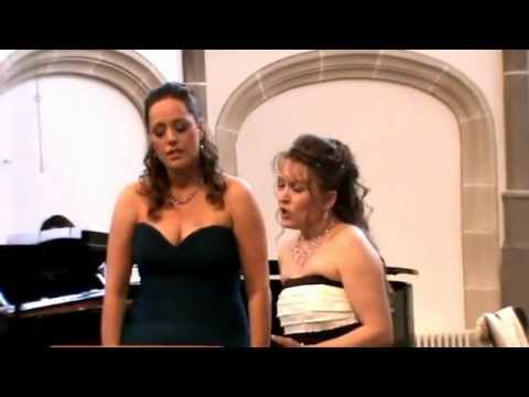 "E.Humperdinck ""Hänsel und Gretel"" Abendsegen - Nadja Knop & Katja Becker"