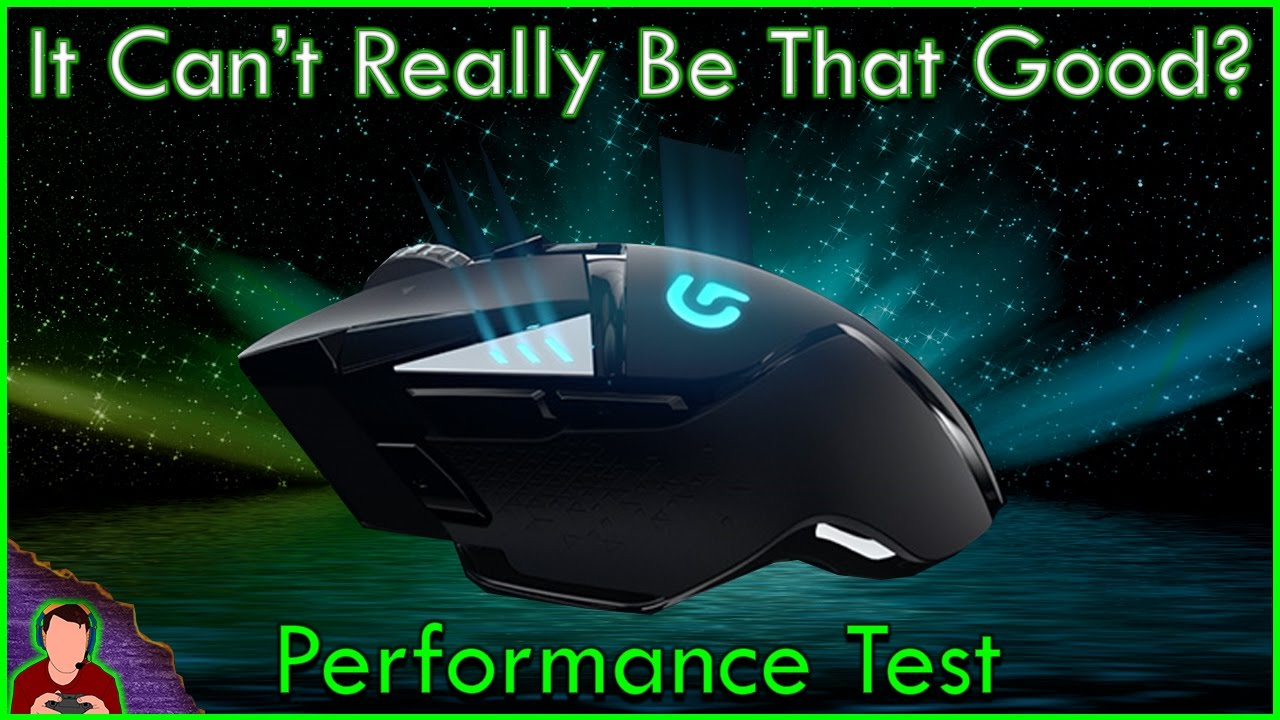 4376311a3fa Logitech G502 Proteus Spectrum RGB Gaming Mouse Performance Test ...