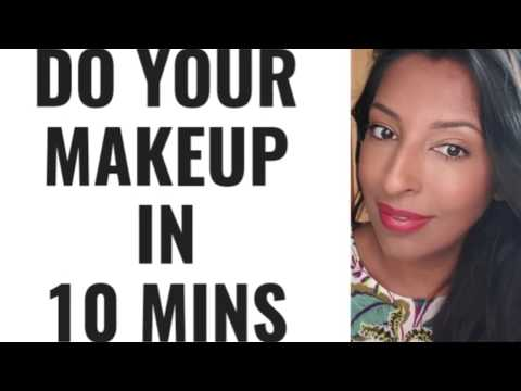 #10minutemakeup How to get a Polished Look Fast!