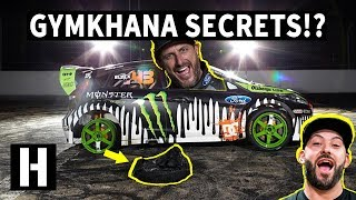 Ken Block Shares 10 Secrets You DIDN'T Know About the Gymkhana Films!