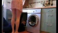 Craziest Husband on Earth Decided To Put A Hidden Camera In Their Kitchen, What He Caught On Camera