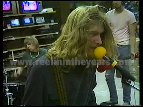 "Nirvana- ""Paper Cuts"" Radio Shack Rehearsal 1988 [Reelin' In The Years Archives]"