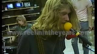 "Nirvana- ""Paper Cuts"" Radio Shack Rehearsal 1988 [Reelin' In The Years Archives]"