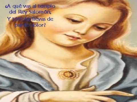 Presentación de la Santísima Virgen en el Templo - YouTube