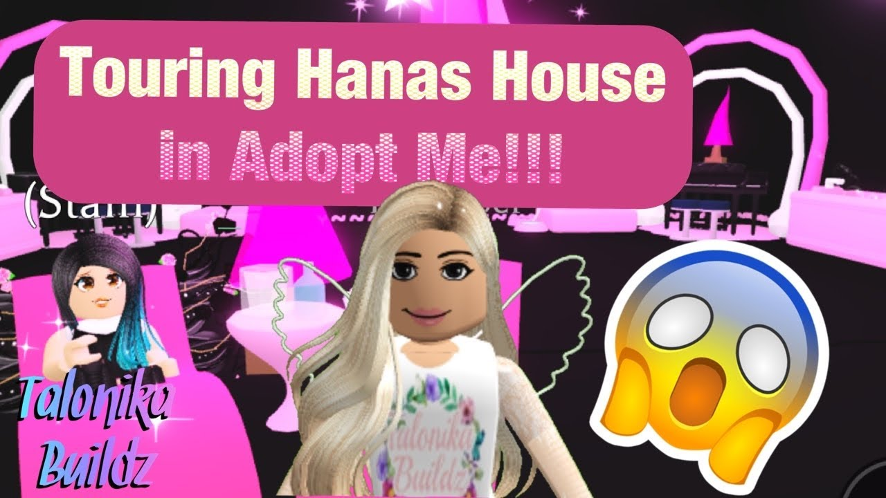 Download 🤩Touring Hanas House in Roblox Adopt Me!!!