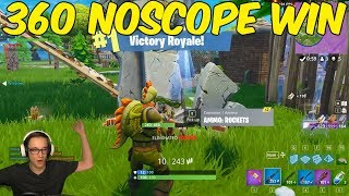 360 NoScope Yeet - Fortnite #10