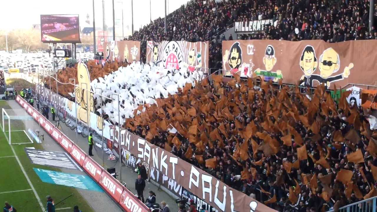 fc st pauli wir sind ohhhh ohhhhh sankt pauli youtube. Black Bedroom Furniture Sets. Home Design Ideas