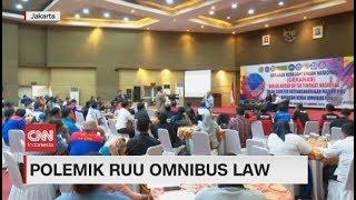 Polemik Ruu Omnibus Law