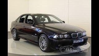 BMW M5 E39 2002 -VIDEO- www.ERclassics.com