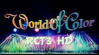 World of Color - RCT3 Full Show HD