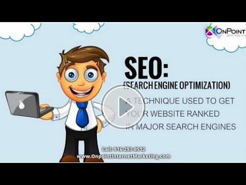 The Best Sacramento SEO Company - OnPoint Internet Marketing