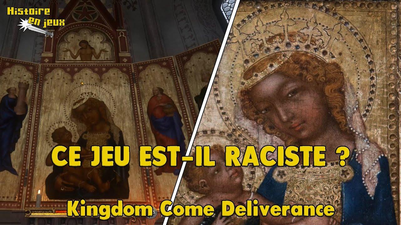 Est-ce un jeu raciste ? - Kingdom Come Deliverance #2
