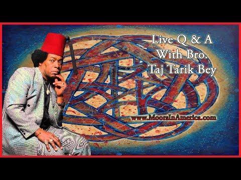 Q and A With Master Teacher Taj Tarik Bey