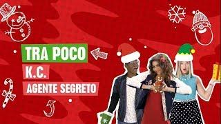 Disney Channel Italia Christmas Bumper 2017 | K.C Agente Segreto