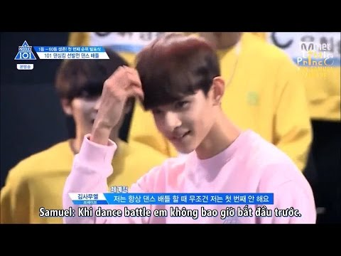 [Vietsub] [Produce 101 Season 2 EP 5] Dance Battle Cut