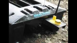 bait boat fish finder universal fitting microcat viper waverunner bait boat fish finder
