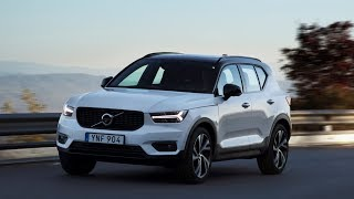 Volvo XC40 2018 Car Review