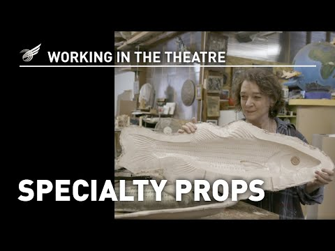 Working In The Theatre: Specialty Props