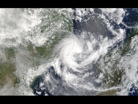 Warning: Tropical Cyclone Dineo
