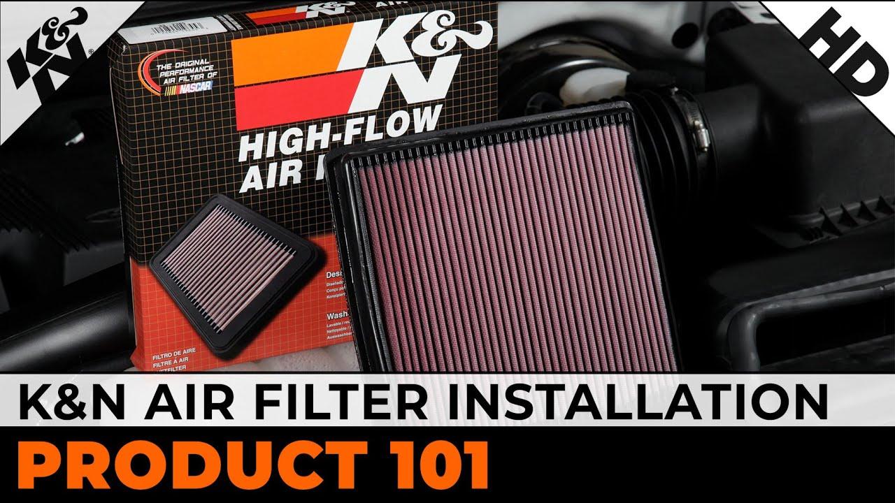 Filtro de aire filtro nuevo k/&n filters ya-6598