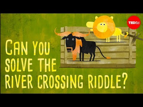 Thumbnail: Can you solve the river crossing riddle? - Lisa Winer