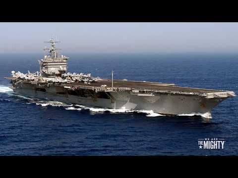 USS Enterprise launched - 9/24/1970
