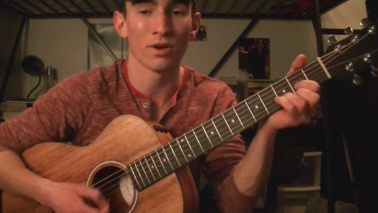 Hillsong Trading My Sorrows Guitar Tutorial Youtube