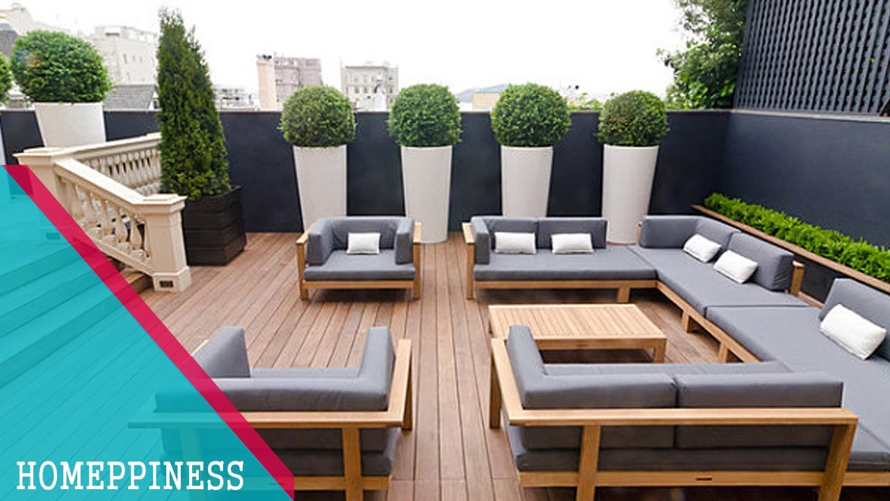 must watch !!! 40+ modern patio ideas with modern furniture and decoration  - homeppiness