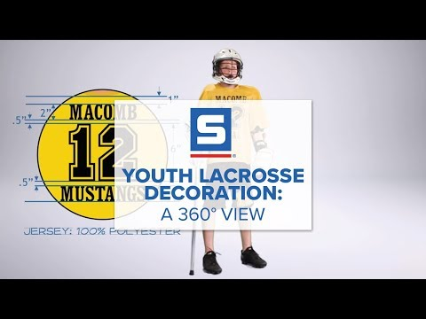 Youth Lacrosse Decoration: A 360° View