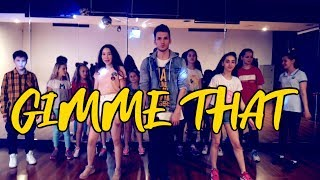 Chris Brown - GIMME THAT ft. Lil Wayne Dance Video | Andrew Heart choreography