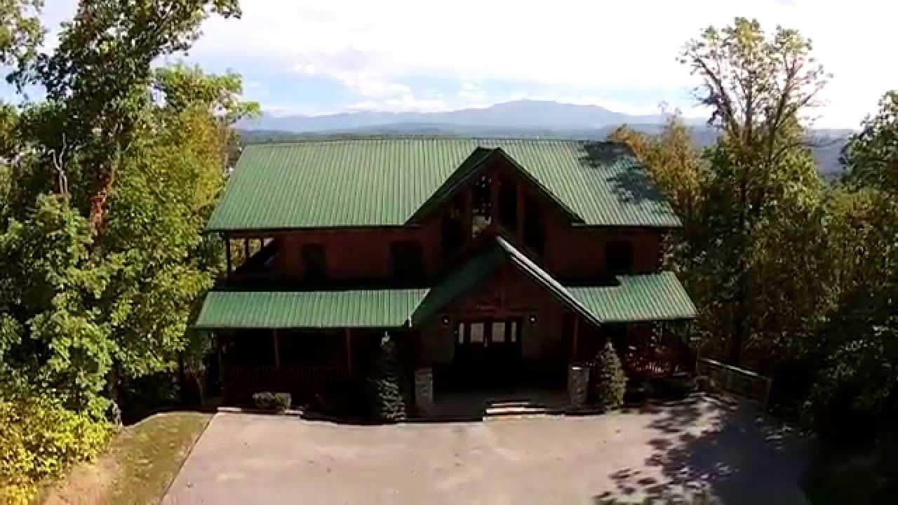 "hidden mountain resort - ""smoky mountain lights"" - cabin #4188 - youtube"