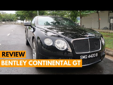 2012 Bentley Continental GT Review   The ultimate GT