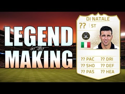 A Legend In the Making - ANTONIO DI NATALE