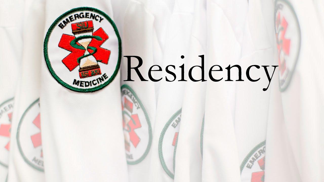 Emergency Medicine Residency Program - SIU SOM