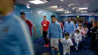 Manchester city vs Manchester united 0-1 highlights 2015/16