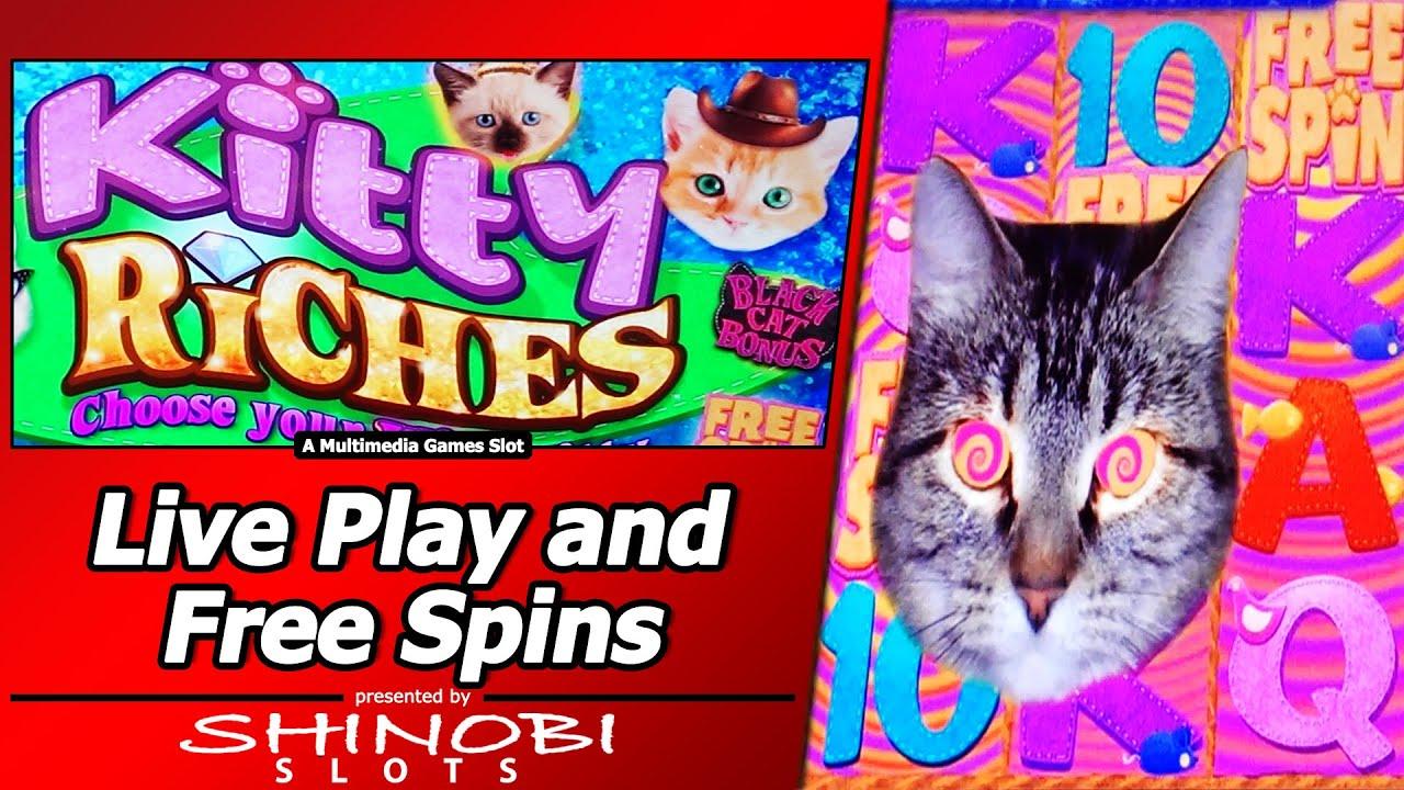 kitty riches slot machine