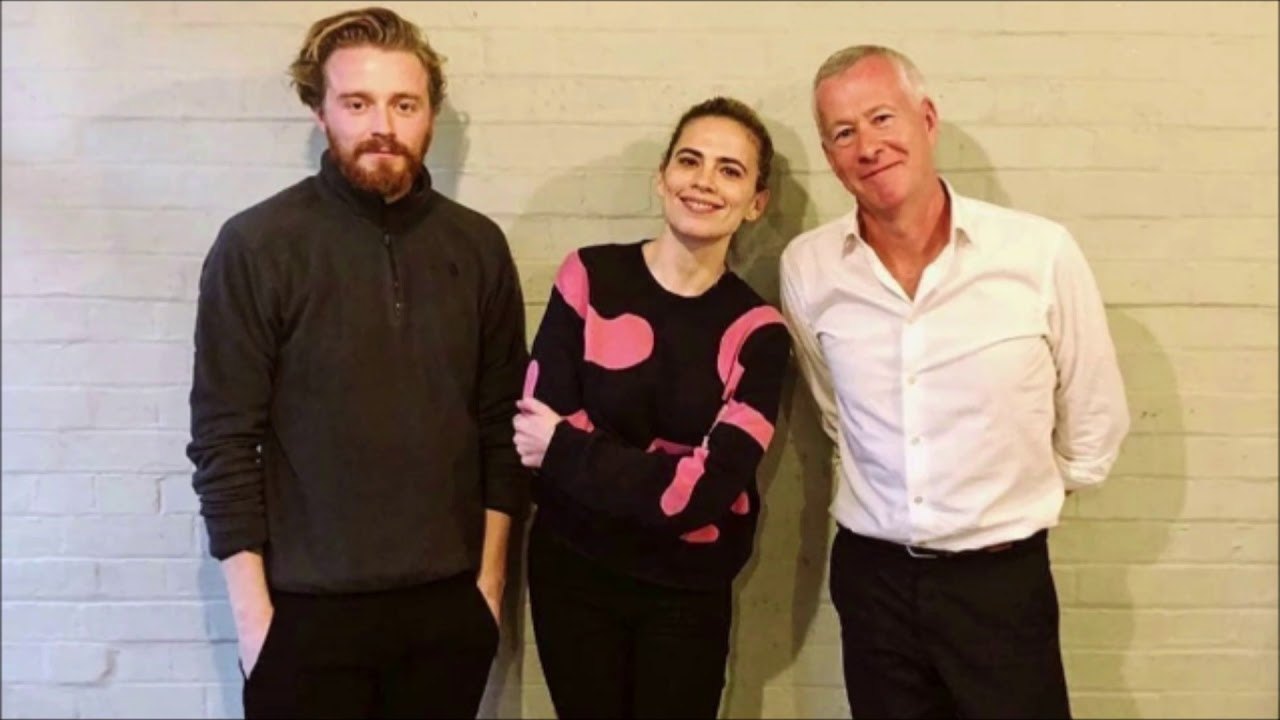 Jack Lowden W Hayley Atwel Podcast About Shakespeares Measure