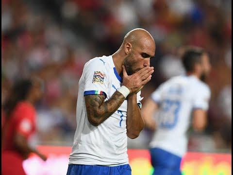Highlights: Portogallo-Italia 1-0 (10 settembre 2018)