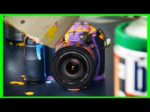 Custom STREET ART Camera