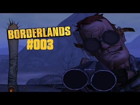 Borderlands - [#003] - T.K.s Vorräte - [1440p][Ger.][Blind] - Let's Play - - Duur: 16:48.