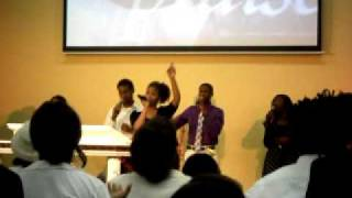 Kayla Boyd singing Incredible God Top 10 Video