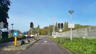 Dashcam Beelden Vianen: A2 Afrit Vianen »Bolgerijsekade.