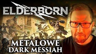 ELDERBORN - Dark Messiah w skórze z Soulsów