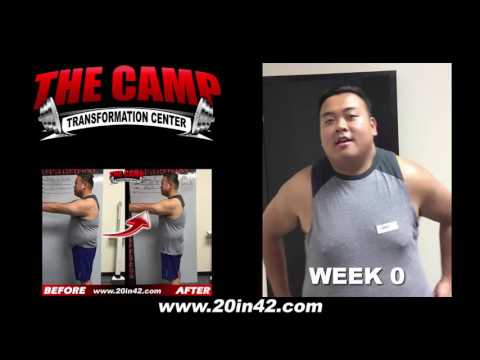 Jacksonville FL Weight Loss Fitness 6 Week Challenge Results - James Victorino