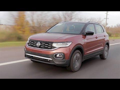 VW T-Cross Highline Hero - Test - Matías Antico - TN Autos