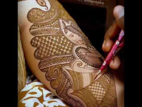 Latest Mehndi Design Beautiful Mehndi Designs : Latest beautiful mehndi design youtube
