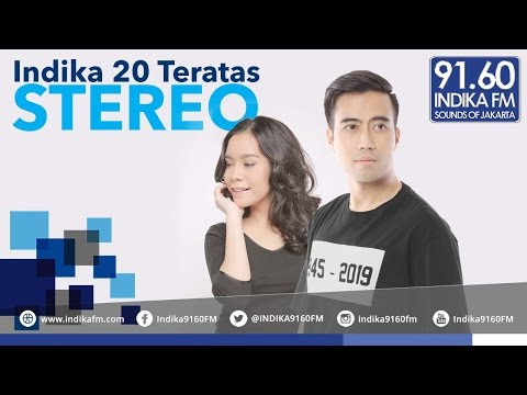 STEREO - INIKAH CINTA (COVER M.E) - INDIKA 20 TERATAS