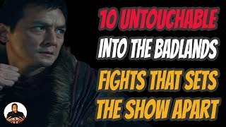 Into the badlands best fight scenes: There is NOTHING like it on TV!