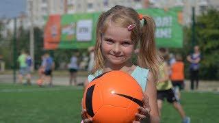«Шахтар» розпочав безкоштовні заняття футболом для дітей у Івано-Франківську