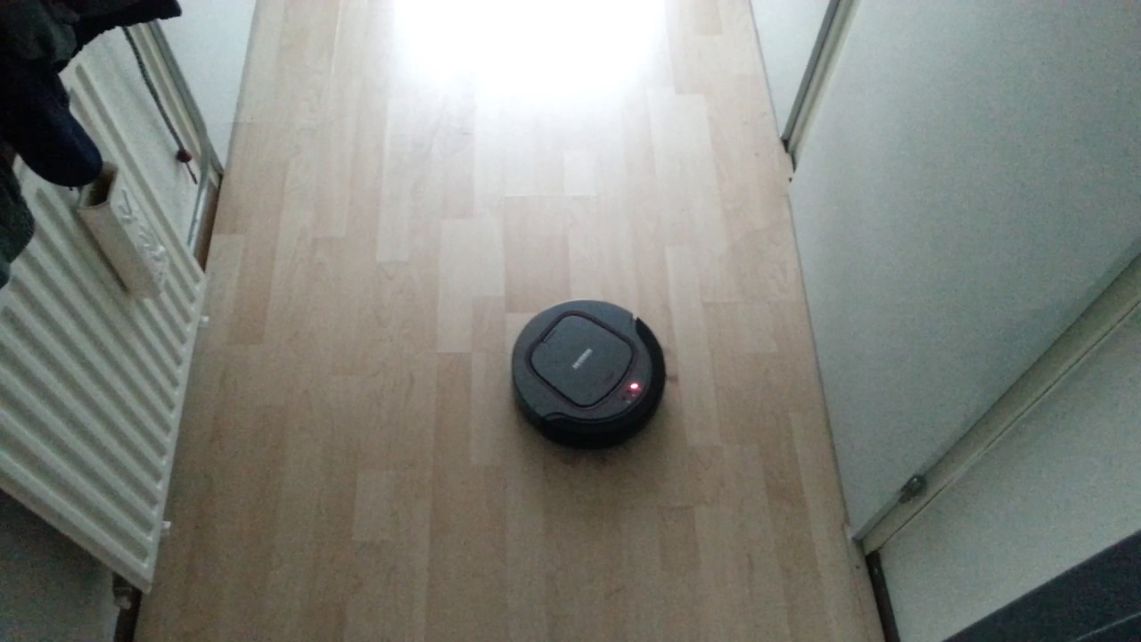 Severin Chill Robotstofzuiger Robotic Vacuum Cleaner Youtube